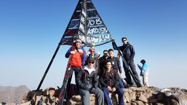 7 Summit group
